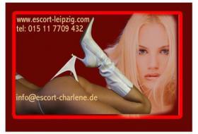 Escort Leipzig - Escortservice Charlene sucht neue Ladies ab 18 zur Mitarbeit