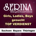 Escort-Service Serina sucht Mitarbeiter Sie-Ihn-Paare,