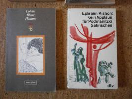 Foto 6 Etl. Bücher für je 1-2 €