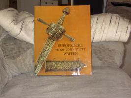 Europäische Hieb- und Stichwaffen (Militärverlag der DDR)
