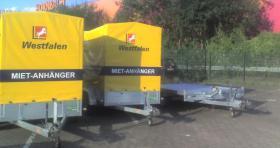 Foto 2 Eurotrail - Anhängervermietung / Anhängerverleih