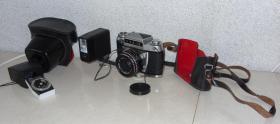 Exa 1a Kleinbildkamera