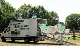 Foto 10 Exclusive Hochzeitskutschen - Kremserfahrten - Kutschfahrten