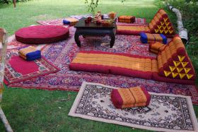 Foto 2 Exclusive Partyräume, Event- & Grill-Location mit Garten