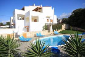Exclusive Villa mit Pool Kreta Rethymno für 6-8 Personen
