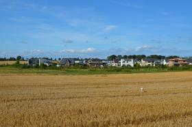 Erholsame ruhige ländliche Lage
