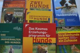 Hunde-Bücher