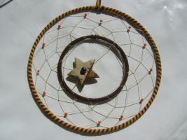 Foto 3 Exklusiver Dreamcatcher mit Jaspis Stern