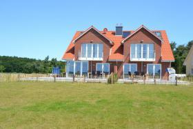 Exklusives Ostsee Ferienhaus Austernfischer, 350 Meter zum Strand mit Meerblick
