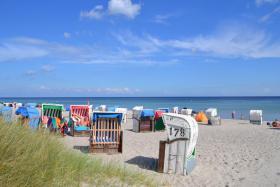 Foto 11 Exklusives Ostsee Ferienhaus Austernfischer, 350 Meter zum Strand mit Meerblick