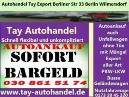 Foto 3 Export Autoankauf Autohandel Berlin Umland Gewerbliche betrieb  030 861 51 74