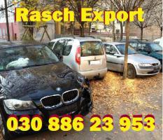 Foto 3 Export Autoankauf Unfallwagenankauf Mängelfahrzeugeankauf 030 886 23 953