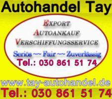 Foto 3 Export autohandel Autoankauf - Gebraucht - Unfall-Mängelfahrzeugeankauf Berlin / Umland Sofort barankauf Sofortiger Abmeldung