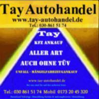 Foto 8 Export autohandel Autoankauf - Gebraucht - Unfall-Mängelfahrzeugeankauf Berlin / Umland Sofort barankauf Sofortiger Abmeldung