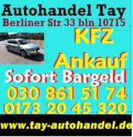 Foto 10 Export autohandel Autoankauf - Gebraucht - Unfall-Mängelfahrzeugeankauf Berlin / Umland Sofort barankauf Sofortiger Abmeldung