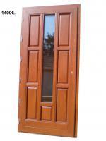Foto 2 Extra isolierte Haustüren/Eingangstüren Ug=0.6W/m2k DreiSchicht-Glas gasgefüllten  !!