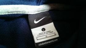 Foto 3 FC Barcelona Sweater neu Fb. blau Nike Größe L