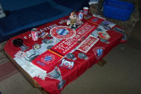 FC-Bayern Fanartikel