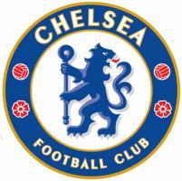 FC  CHELSEA  ORGINAL  FLAGGE  MIT  AUTOGRAMM VON !!!!