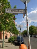 Foto 4 FERIEN mit HUND BERLIN MITTE ZENTRAL 3 ZIMMER FERIENWOHNUNG BODEMUSEUM ZENTRUM UNTERKUNFT APARTMENT
