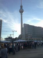 Foto 17 FERIEN mit HUND BERLIN MITTE ZENTRAL 3 ZIMMER FERIENWOHNUNG BODEMUSEUM ZENTRUM UNTERKUNFT APARTMENT