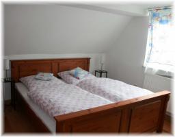 Schlafzimmer in  FEWO ''Mittagsruhe'' für 8 - 12 Personen, Haßberge, R