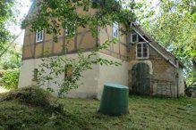 Fachwerkhaus in Colditz im Muldental