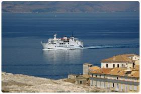 Foto 3 Fährverbindungen Griechenland - Schiffe Griechenland