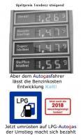 Fahr spass mit Autogas, schont die Umwelt und Ihren Geldbeutel