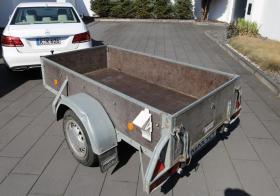 Foto 2 Fahrenhorst PKW Anhänger - 750 kg - Ladefläche 208 x 105 cm