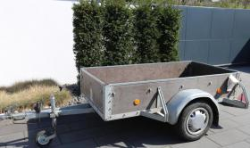 Foto 3 Fahrenhorst PKW Anhänger - 750 kg - Ladefläche 208 x 105 cm