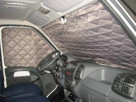 Foto 2 Fahrerhaus-Isoliermatten fürs Wohnmobil / Reisemobil