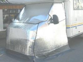 Foto 4 Fahrerhaus-Isoliermatten fürs Wohnmobil / Reisemobil