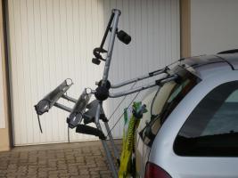 Fahrrad-Heckklappenträger