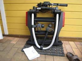 Fahrradträger für die Anhängerkupplung (Stahl), neu und unbenutzt