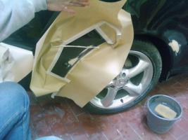 Foto 5 Fahrzeugaufbereitung /Dellen+Kratzerentfernung   L.A.T.S.   MANNHEIM     ...der Profi mit 25 J. Berufspraxis