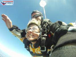 Foto 3 Fallschirmspringen Dingolfing Passagiere Tandemsprung