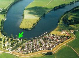 Familien- oder Angelurlaub 2015 direkt am Fluß der Eider