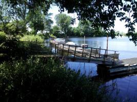 Foto 5 Familien- oder Angelurlaub 2015 direkt am Fluß der Eider