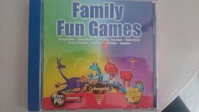 Family Fun Games - Spiele CD