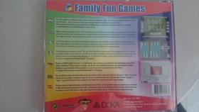 Foto 2 Family Fun Games - Spiele CD