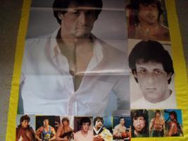 Foto 3 Fanpaket von Sylvester Stallone !