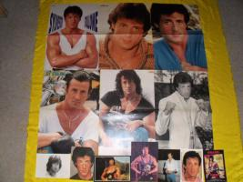 Foto 5 Fanpaket von Sylvester Stallone !