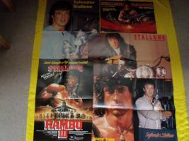 Foto 6 Fanpaket von Sylvester Stallone !