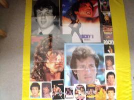 Foto 7 Fanpaket von Sylvester Stallone !