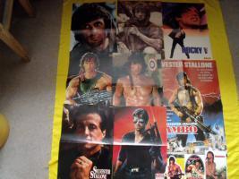 Foto 8 Fanpaket von Sylvester Stallone !