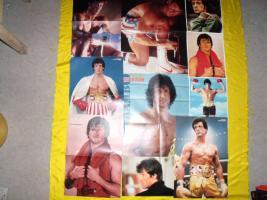 Foto 10 Fanpaket von Sylvester Stallone !