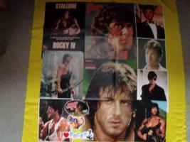 Foto 11 Fanpaket von Sylvester Stallone !