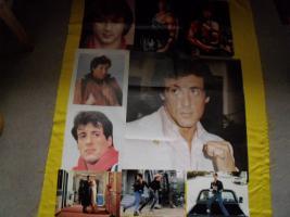 Foto 12 Fanpaket von Sylvester Stallone !