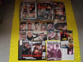 Foto 13 Fanpaket von Sylvester Stallone !
